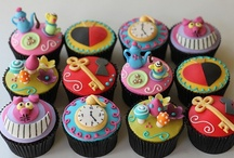 Captivating Cupcakes / by Sandi Spencer