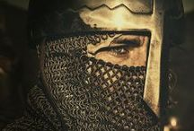 Inspiration - Knights Templar / The mystery of a knight... / by Kelly Smith