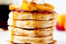 Breakfast / Never skip breakfast.