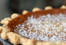 { Pie } / I love pie.