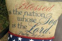 { Spirit of 1776 } / Celebrating liberty!