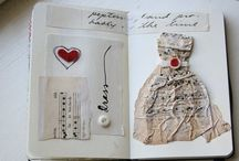 Altered, Sketched, Upcycled / by Stephanie Pickens