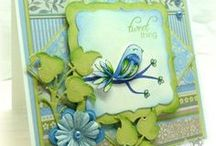 Gorgeous Cards and Projects / by StampTV & Gina K. Designs