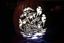 Pumpkin Carvings / by Roy Gooden