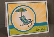 Hello Sunshine StampTV Kit / by StampTV & Gina K. Designs