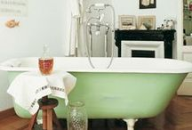 Bathroom Inspiration / by Samantha Thompson