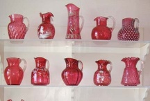 Cranberry Glass / by Laura Denney-Lawson