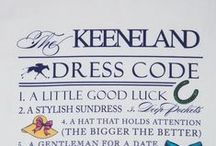 party theme - Keeneland