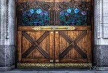 Knock Knock / by Dawn Farley