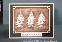 Merry Little Christmas StampTV Kit / by StampTV & Gina K. Designs