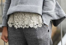 Fashion details / by Lauriane F