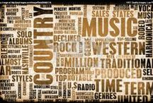 Music - Country / solution to any problem / by Jan Goad