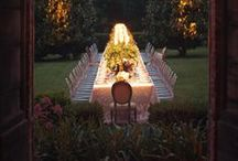 Outdoor Dining / by Samantha Thompson