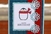 "Gina K. Designs ""You've been Pinned Board""  / Beautiful Card Projects made with Gina K. Designs stamps that were found in the gallery at StampTV. / by StampTV & Gina K. Designs"