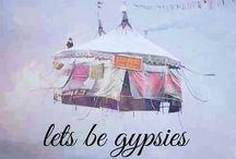 Airstream / Gypsy life
