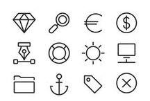 Pictogramas / Board de referência de símbolos