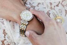 Watches / Watches are a great way to create a classy stlye