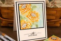 February 2016 Release Projects / Projects created with the new StampTV available at www.ginakdesigns.com.