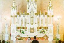 St. Theresa De Avila / Kim Starr Wise Floral Events