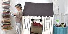 Espacios para niños / Habitaciones, zonas de juegos y espacios públicos llenos de ideas para aplicar en casa!