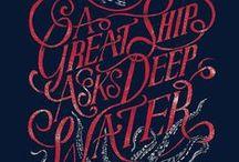 Typography / by Karen Kresge