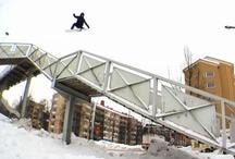 The Snow Board