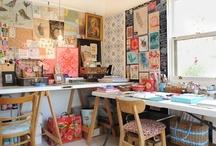 Studio / by Johanna Roberts