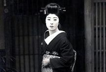 Geisha and Japan / by Vicky Bayley