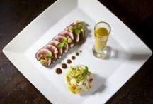 Small Plates / Delicious small plates by top chefs
