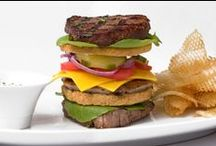 """Sandwiches of the World / International chefs took the simple sandwich to an entirely new level in Battman's book """"Sandwiches of the World"""".  Available for sale at: http://thechefsconnection.com/products-page/books/sandwiches-of-the-world/"""