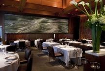 Great Restaurants / Great New York restaurants. #food #restaurants #chefs