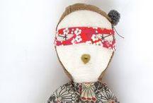 Dolls & Creatures / by Johanna Roberts