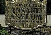 Things for the insane asylum / by Christine Tate