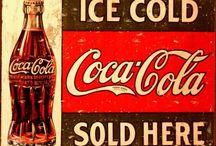 Coke! / Coke, coca cola, pop, soda, vintage, drink, icon
