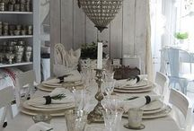 Table Top / Table setting, beautiful, place setting, decorate, eat