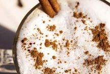 Cha Cha Chai~Chia / Warm, sweet, spicy, chia, tea, coffee, pudding,