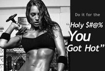 Inspirational Workout Quotes / The best #motivational & #inspirational #quotes for your #fitness #workout via www.InspireMyWorkout.com