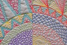 Quilts I Love / Craft, sew, stitch, cover, material, bedcover, beautiful, unique, special, hand made,