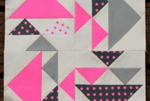 Quilt ~ Blocks / Quilt blocks I want to try or Individual quilt blocks which inspire me.  Blocks I want to try or use in a sampler quilt.