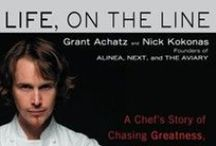 Books By and About Chefs / Inspiring memoirs, intriguing bios, and great chef reads