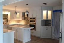 Kitchen remodel Ideas / by Dale Brodie