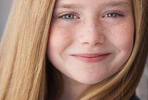 Headshots | Kids / photography | headshots and portraits of children / by Merritt Design Photo