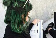 misc   hair