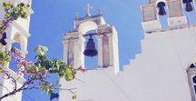 Mykonos - Naxos - Santorini