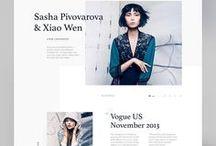 design: web + ui/ux