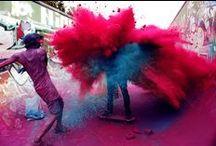 Colour brings life