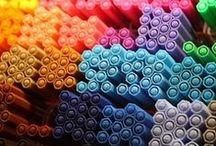 Inspiring colours