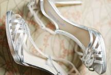 Wedding shoes / by Rigorosamente Sposa