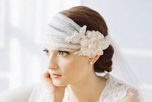 Veils and bridal headpieces / by Rigorosamente Sposa