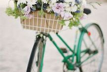 Bicycles♥ / by Marissa and Meredith Daly